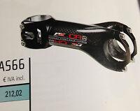 Attacco manubrio bici corsa PZ CR 3.1 carbonio bike stem full carbon 90-130