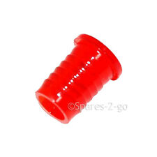 SMEG Oven Cooker Red Neon LED Cover Plastic Light Lamp Insert Replacement Spare