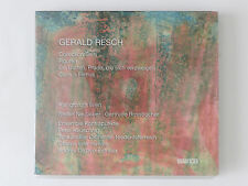 CD Gerald Resch Collection Serti Figuren Klangforum Wien Neu originalverpackt