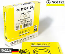 Piston Rings BMW M54 B25 B30 GOETZE 0842530000, 3 E46 325 330 Ci, 5 E60 530 i X5