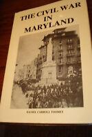 The Civil War in Maryland<Daniel Carroll Toomey>1998, HB/DJ>MONUMENTS