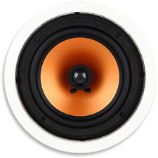 Micca M-8C 8 Inch 2-Way In-Ceiling In-Wall Speaker - NEW - BOXED.