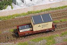 Busch 1685, Ladegut Holzkisten »West«, H0 Modellwelten Bausatz 1:87