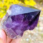 412g+Natural+Amethyst+quartz+cluster+crystal+polishing+specimen+Healing++1472