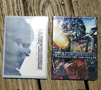 Transformers DVD Lot • 2-Disc Sets • Transformers & Revenge of The Fallen • VGC