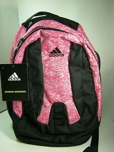Adidas Journal Large Capacity BackPack Shock Pink 3D Pixel / Black