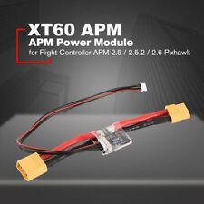 XT60 APM Power Module 5.3V BEC for Flight Control APM 2.5/2.5.2/2.6 Rr