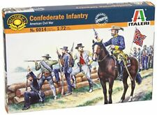 Italeri 6014 - Confederate Infantry American Civil War Scala 1/72