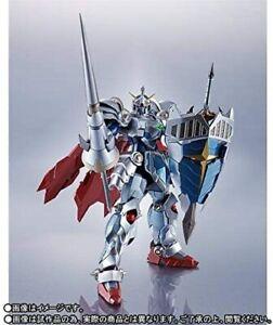 METAL ROBOT SPIRITS SIDE MS KNIGHT GUNDAM LACROAN HERO Action Figure BANDAI New