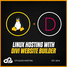 1 Year Unlimited Stackcp Linux Web Hosting With Ssl Cdn Divi Website Builder