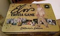 ELVIS TRIVIA GAME COLLECTORS EDITION COMPLETE NICE CONDITION USAOPOLY 2003