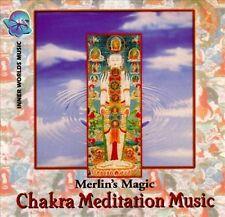 Chakra Meditation Music * by Bodo Baginski/Merlin's Magic/Shalila Sharamon...