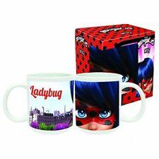 Taza de Ladybug prodigiosa de porcelana para desayuno de Lady Bug dibujos