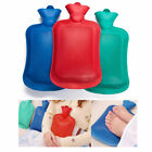 1 Rubber Heat Water Bag Hot Cold Warmer Relaxing Bottle Bag Therapy Winter Thick
