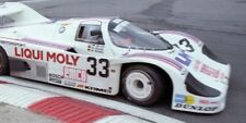 Porsche 956k Brun Motorsport Stuck Grohs Brun 1000 Km Spa 1983 1:18 Model