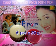 6x20g Pop Popular Facial Cream Whitening Clear Freckle Acne Remove Dark Spot