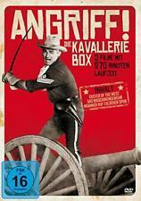 Angriff! Die Kavallerie Box - DVD NEU 3 Klassiker Western Filme John Wayne, Duke