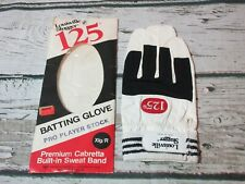 New VINTAGE NOS Louisville Slugger 125 Batting Glove ADULT MEN'S Right Hand XL