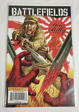 Battlefields Dear Billy Issue 1 Dynamite Comic Book 2009 WW2