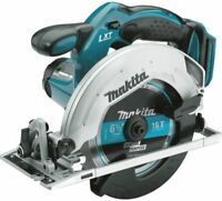 "Makita 18V LXT Lithium‑Ion Cordless 6‑1/2"" Circular Saw, Tool Only xss02z"