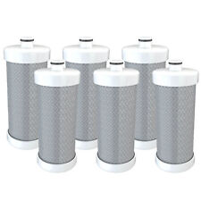 Fits Frigidaire WF1CB Refrigerator Water Filter Replacement - by Refresh (6Pack)