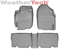 WeatherTech DigitalFit FloorLiner for Toyota RAV4 - 2006-2012 -1st/2nd Row-Grey