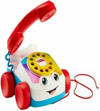 Fisher-Price Chatter Telephone Toddler Pull Along Toy - FGW66
