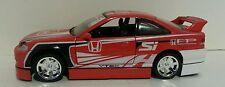 RARE Motor Max Honda Civic Si Coupe 1:24 Diecast Car VTEC Red