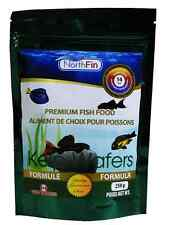 NORTHFIN KELP WAFERS PREMIUM FISH FOOD 250 GM 14 mm  FREE SHIPPING