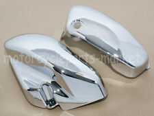 Chrome Left & Right Side Covers 4 Suzuki Boulevard C50 M50 VL800 Volusia VL 800