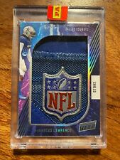 2020 PANINI DEMARCUS LAWRENCE ONE OF ONE PATCH SHIELD 1/1 DALLAS COWBOYS RARE