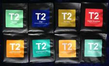 """T2 TEA ""  8 different filter+ envelope tea bags"