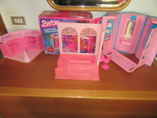 Lotto Barbie  casa/ufficio day to night  vasca da bagno salone di bellezza