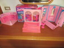 Lotto Barbie  casa/ufficio day to night  vasca da bagno salone di bellezza