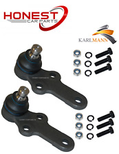 For FORD FOCUS MK1 1998-2005 FRONT LOWER WISHBONE ARM BALLJOINTS X2 LEFT & RIGHT