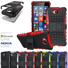 LUMIA PHONE CASE COVER SHOCKPROOF HEAVY DUTY PROTECTION FOR MICROSOFT & NOKIA UK