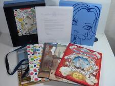 Madonna - Signed Letter - 5 Book Ltd edition Boxed Set 2005