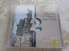 DVORAK REQUIEM CZECH PHILHARMONIC ORCHESTRA KAREL ANCERL 2CD DEUTSCHE GRAMMOPHON