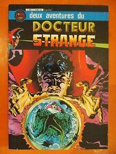 Album 2. Deux aventures du Docteur Strange. N° 3 & 4. Artima Color Super Star