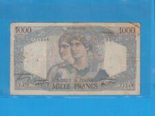 1 000 Francs Minerve et Hercule du 16-5-1946    F.270