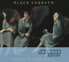 BLACK SABBATH Heaven And Hell Deluxe Edition 2CD NEW Digipak Ronnie James Dio