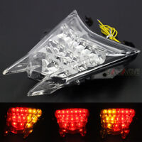 LED Tail Light Turn Signals Integrated Blinker For BMW S1000RR S1000R HP4 10-17