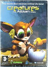 CREATURES THE ALBIAN ANNI PC-CD ROM WIN98, 2000, Me, XP
