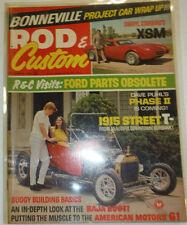 Rod & Custom Magazine Fords Obsolete Dave Puhl September 1969 EXC Cond 022715r