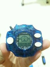 Digimon Digivice Japan Version Blue Color