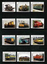 PPZ Persoonlijke Postzegels NS Spoorwegen e.a. Trein 12x Speciale Aanbieding🇳🇱