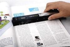 Mini 900 DPI Cordless Handheld Scanner HandyScan Portable A4 Book Photo E8K7