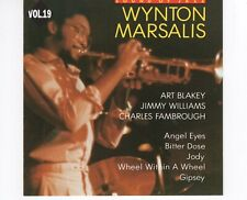 CD WYNTON MARSALIS	angel eyes	EX+ 1994   (R2095)
