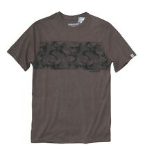 Avalanche - Mens S - NWT - Olive Brown Camouflage Graphic Short Sleeve Crew Tee