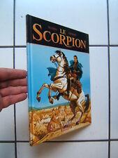 MARINI / LE SCORPION 5 / LA VALLEE SACREE / DARGAUD  / EO